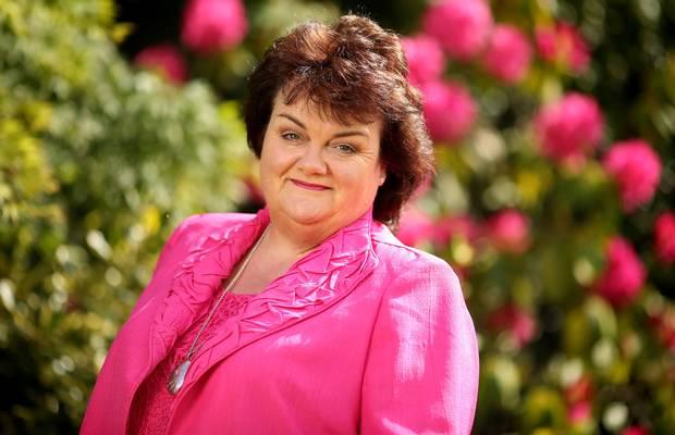 Comedian June Rodgers Photo: Gerry Mooney