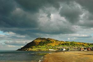 Bray Head — climb up and over to enjoy the view