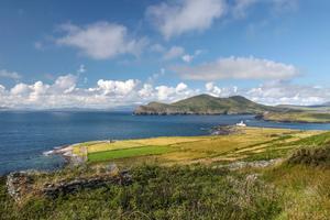 Dramatic views over Valentia Island