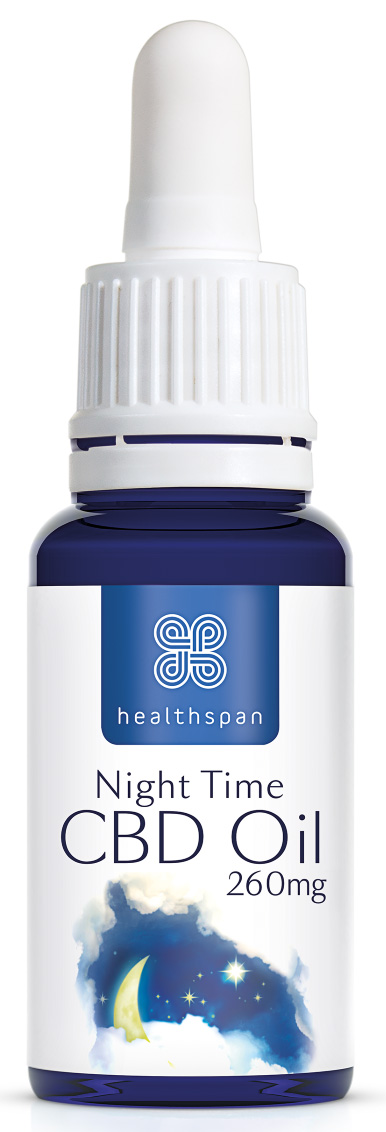 healthspan cbd night oil
